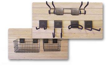 Slat Wall Storage Organizers Amp Accessories Slide Lok Of